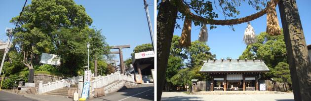 横浜と横浜港の総鎮守 伊勢山皇大神宮