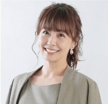 ピンクリボンセミナー湘南2021/フリーアナウンサー 小林麻耶さん