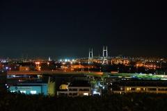 港の見える丘公園からの夜景