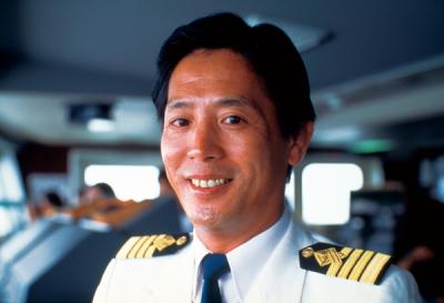 船長時代の幡野さん