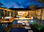 露天風呂、日本庭園の美しい客室