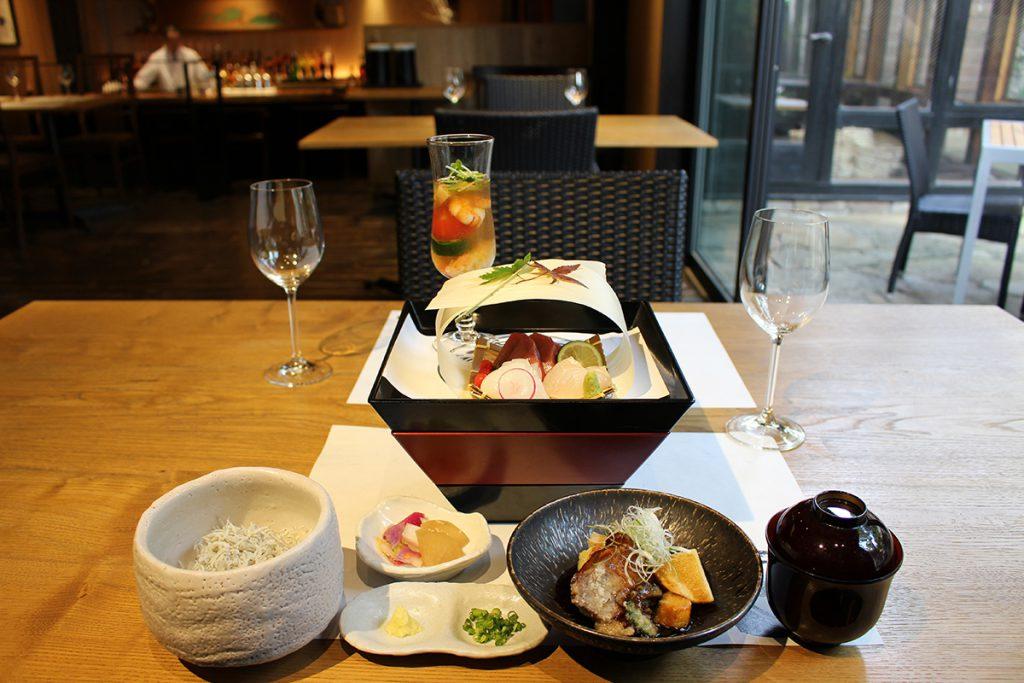四季折々の鎌倉を感じることのできるコース料理