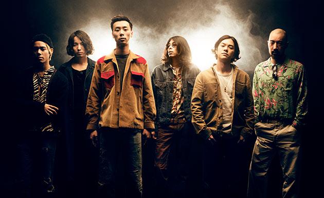 2013年1月に神奈川県で結成されたロックバンド。Suchmos