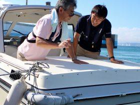 葉山マリーナで小型船舶二級免許に挑戦