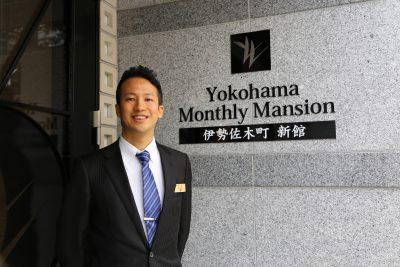 横浜ウィークリー株式会社・代表取締役社長の関勝由さん