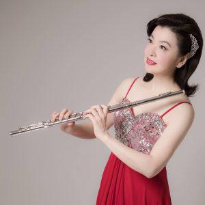 長年第一線で活躍しているフルート奏者山形由美