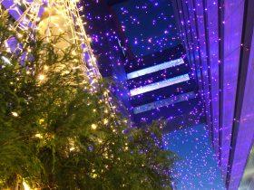 横浜駅東口「はまテラス」「星降るテラス~星に願いを~」