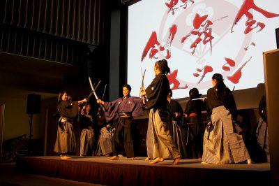 お城EXPO 剣舞