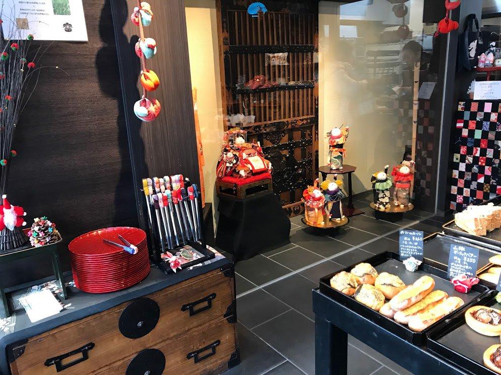 中華街うら通りの和テイストなパン屋さん「のり蔵」