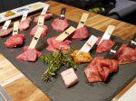 2018年12月末にオープンした「エイジング・ビーフ横濱」の上質な肉の数々