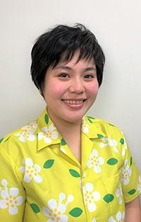 小笠原村観光局 伊藤優美さん