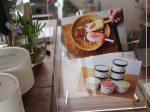鎌倉御成通りの古民家ジェラート店「GELATERIA SANTi」にて、フラワーカフェ「春待ち茶屋 by gui flower」を期間限定オープン