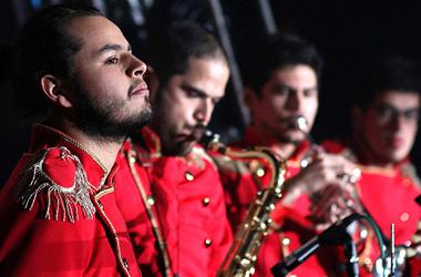 チリ出身の4人組バンド