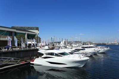 ジャパンインターナショナルボートショー2019 横浜ベイサイドマリーナ会場