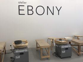 アソビル内MONOTORY(モノトリー)で陶芸体験