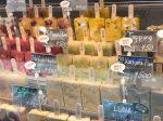 PALETAS 鎌倉店 きれいにディスプレイされたカラフルなアイス