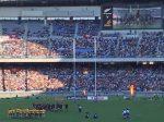 ブレディスローカップ「オールブラックス」vsオーストラリア代表「ワラビーズ」の因縁の対決。
