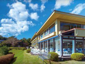 Wan's Resort 城ヶ崎海岸 外観