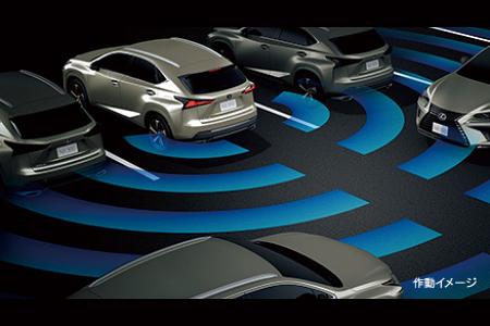 NXの一部改良では予防安全装備やスマートフォン連携がさらに充実