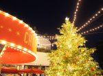 横浜ベイクォーターのクリスマスツリー