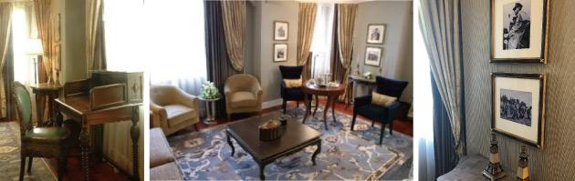 戦後、連合国軍臨時司令部の執務室として利用されたホテルニューグランド本館315号室「マッカーサーズスイート」