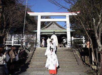 鎌倉宮節分の祭典