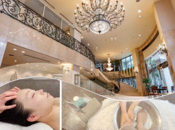 湘南クリスタルホテル内、彫刻リンパ®︎エステサロン『アヌード』